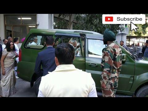 Indian Army chief Bipin Rawat in Abu Road