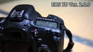 EOS 7D ファームウェア Version 2.0.0 連続撮影テスト thumbnail