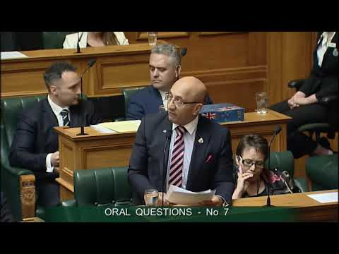 Question 7 - Darroch Ball to the Minister of Veterans' Affairs