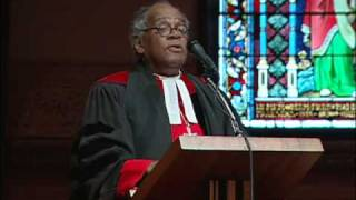 Installation of The Reverend Doctor Richard Randolph Crocker