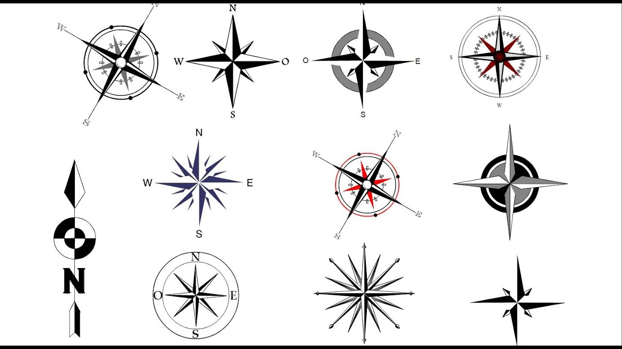 Best Compass Tattoo Design How To Draw Compass Tattoo Compass Tattoo Machine Youtube