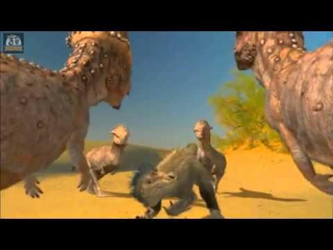 Kids Song Family Dinosaur | Dino Nursery Songs | Discovery Kids