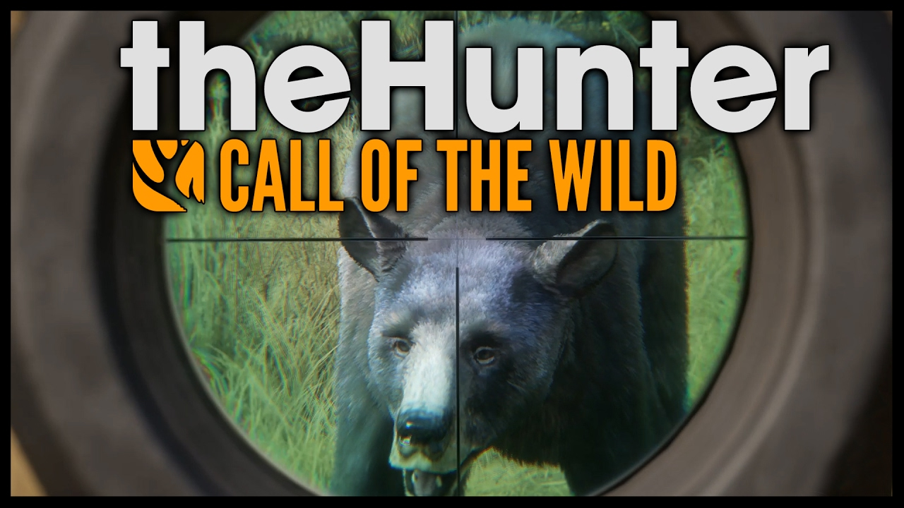 لعبة the hunter call of the wild