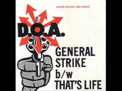 D.O.A.-That's Life