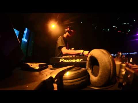 DJ INDRA RIGGZ at BOSHE VVIP CLUB BALI