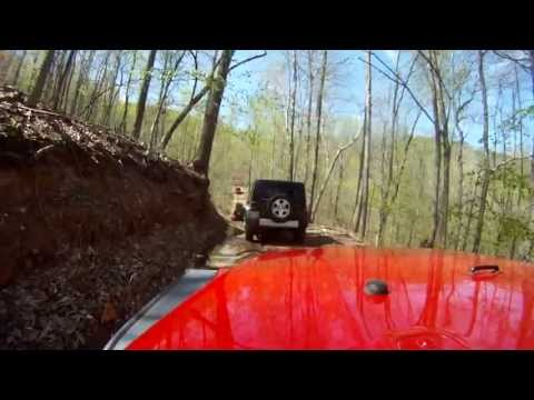 Trail ride at Adventure Offroad Park & Nature Center