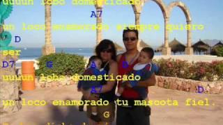 Joan - Sebastian - Lobo Domesticado - con notas para guitarra