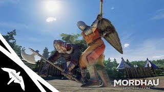 Bored of Chivalry? - Mordhau - The NEW medieval, first person, melee game