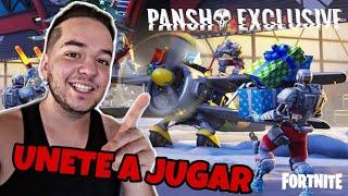 JUGANDO SCRIMS CON SUBS Y SORTEO DE MOD - FORTNITE - EN VIVO#122 - CHILE