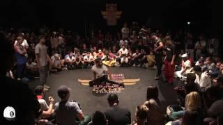 Pac Pac & Nabster vs Rémy & Mounir 2vs2 | 1/4 finale Red Bull BC One Camp 2017 | Hip Hop Corner