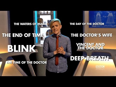 Doctor Who - The Doctor's Finest, hosted by Hannah Hart - August 15th 8/7c