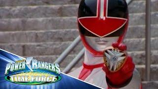 Power Rangers Time Force Alternate Opening #1