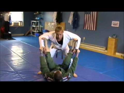 Spider Guard Pass, Brazilian Jiu Jitsu