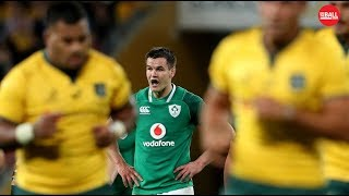| Cheika cracks the blueprint to beat the Irish Rugby team |