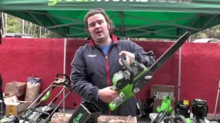 Инструменты GREENWORKS