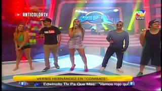 COMBATE Mario y Alejandra bailan [Equipo Ganador y los mas Votados] 09/12/13