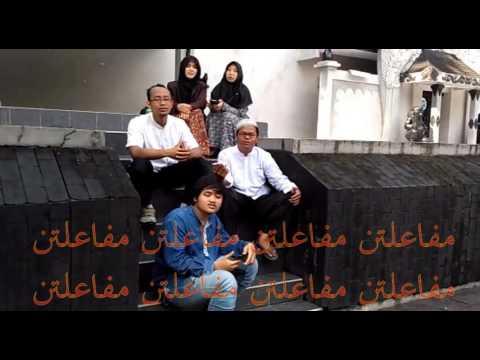 5 bahar arudl wal qowafi (thawil, madid, wafir, basith, kamil)