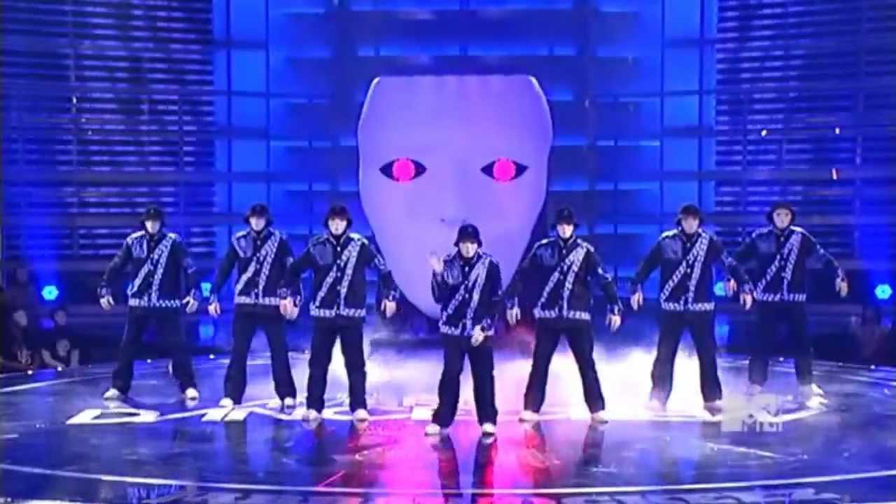 Asian American Dance