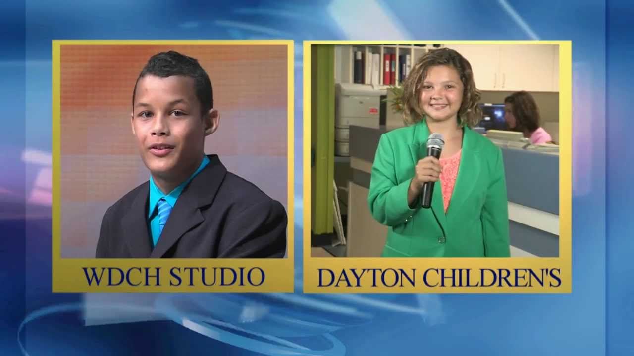 Dayton Children's Newscast - Cancer Center Update - YouTube