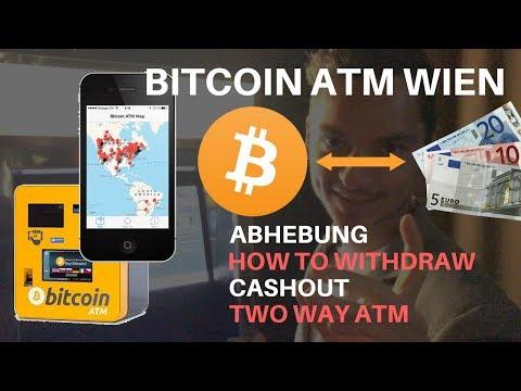BITCOIN ATM WIEN - BTC Auszahlung, Abhebung - Wie Man Bitcoins Verkauft - Litecoin, Bcash ...