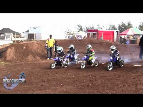 Motocross - Pee Wees -  Southside St. Davids January 16th 2011