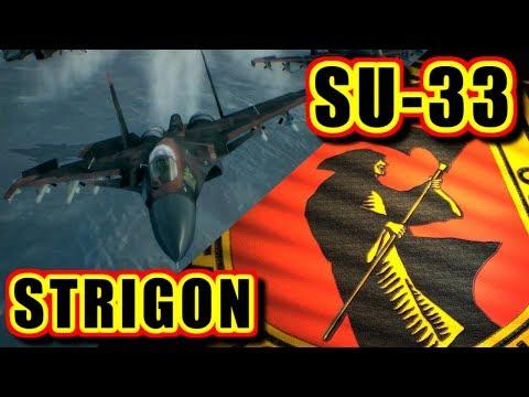シュトリゴンを叩く! エースコンバット6 M04(バルトロメオ要塞攻略戦)
