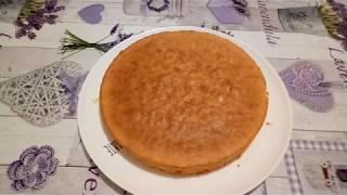 Бисквит с кокосовой стружкой) Ароматная вкуснятина)