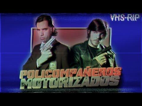 Policompañeros Motorizados: ¡La Saga Completa en VHS-Rip!