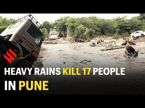 Pune Rain: 17 killed after heavy rains in the city