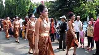 Parade Monas 18 Aug 2013 (Aceh, Gorontalo, NTB)