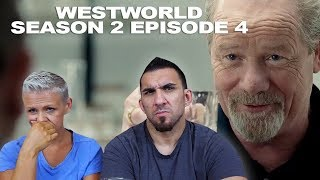 Westworld Season 2 Episode 4 'The Riddle of the Sphinx' REACTION!!