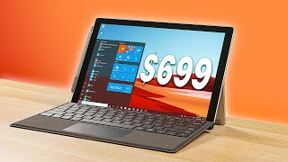 $699 Surface Pro 7 i3 + Type Cover | Unboxing and Impressions