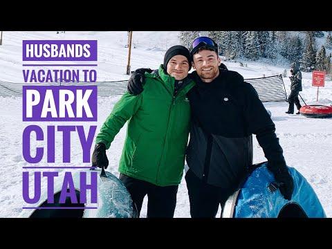 Husbands Vacation To Park City | Gay Couple PJ And Thomas