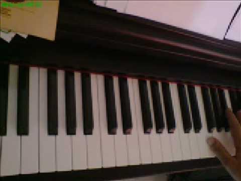 Kenangan Terindah (piano & suara cover) Samson