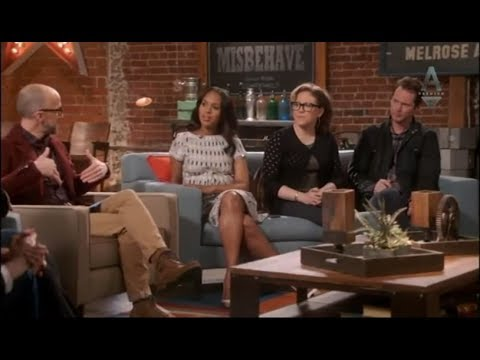 The Writers' Room S2E01 / Creating Scandal / S.Rhimes & K.Washington