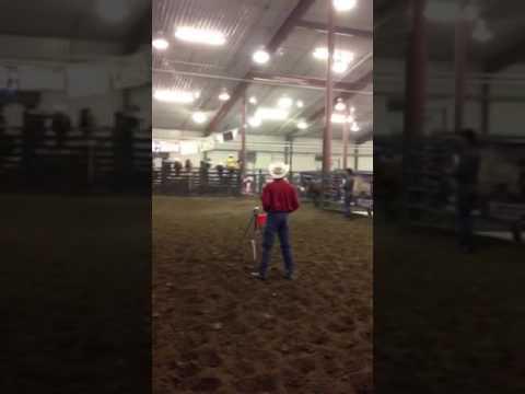 Cola Fargo College Rodeo 2014