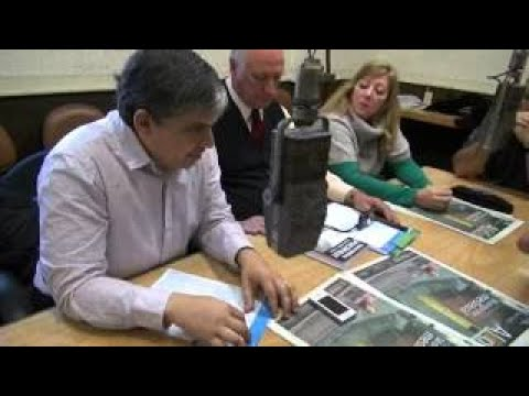 Montevideo Contigo Programa 60 Estudios de Radio Universal parte 1