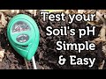 How to Measure your Soil pH Cheap and Easy