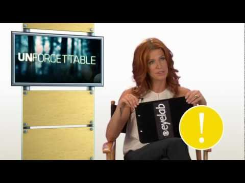 Unforgettable  You Ask, They Tell: Poppy Montgomery