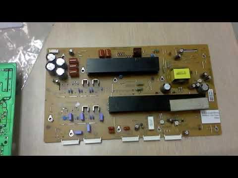 Troubleshoot and repair LG 60PB6650-UA no image, failed EBR77185601