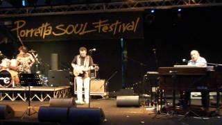 "SAM PAGLIA live al PORRETTA SOUL FESTIVAL 2011 ""JVC"""