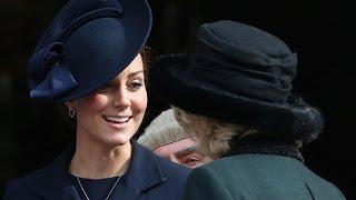 Беременная герцогиня Кейт остаётся модной и стильной (новости)(, 2015-04-09T16:17:10.000Z)
