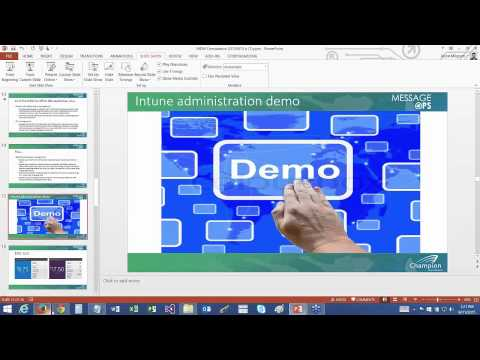 A Mobile Device Management (MDM) Comparison: Office 365, Intune, and Enterprise Mobility Suite