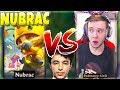 FINALLY Facing *NUBRAC* Roaming Teemo (The Guy Nightblue3 Banned) - Journey To Challenger | LoL