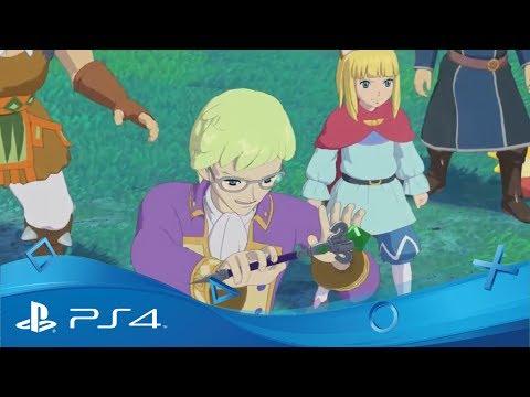 Ni no Kuni II: Revenant Kingdom   E3 2017 Trailer   PS4