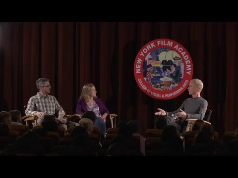 Discussion with Director Dan Gilroy at New York Film Academy