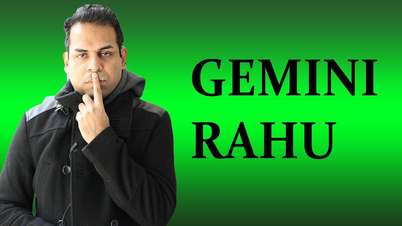 Rahu in Gemini in Vedic Astrology (All about Gemini Rahu in Jyotish)