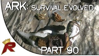 "Ark: Survival Evolved Gameplay - Part 90: ""More Keratin Needed!"" (Early Access)"