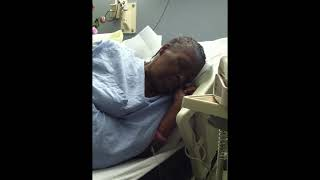 Mother sings praises to Jesus as she slowly dies with Grace!
