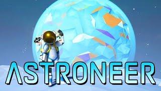 Astroneer Full Version Story Mode Gameplay German - Die neue Welt